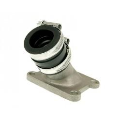 Usisna grana / prirubnica Top Racing 19mm za serijske ili lagano tunirane agregate za Minarelli AM