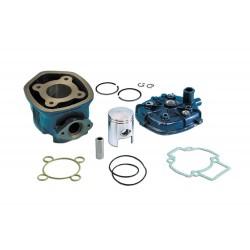 Cilinder kit  50cc C4 -Sport H2O Ø 40-Piaggio / Gilera 2T