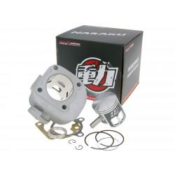 Cilinder kit Naraku Sport  70cc aluminum- Minarelli horizontal AC