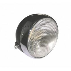Headlight round  glass  Tomos