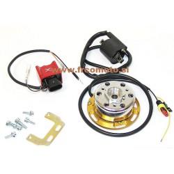 Elektrika ZLATA  HPI -CDI mini rotor - lučmi Puch -Tomos  12V 40W