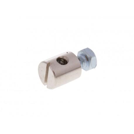 Zaklopka bovdena  gasa  - 8.0x9.0mm BIKEXXX