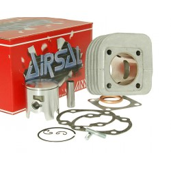 Cilinder kit Airsal Sport 70cc Kymco AC horizontal - Agility , People , Super 8 , Vitality 50