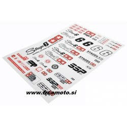 Sticker set  Stage6 MINI-21x30cm