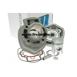 Cilinder kit Motoforce Aluminium 50cc LC -Piaggio / Gilera