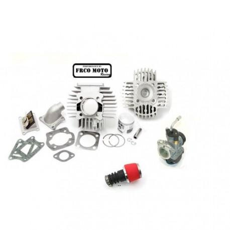 Komplet cilinder kit F.M -Racing HRR  AJH 70cc Tomos / Puch