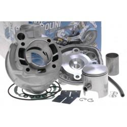Cilinder kit Polini Race 80cc-Cast Iron - Am6