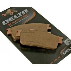 Zavorne ploščice Delta Braking  DB2128RDN SYM 125-250