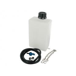 Rezervar goriva - MOTOFORCE RACING - z napeljavo  - 1.5L