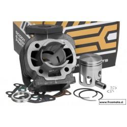 Cilinder TEC 50- Mnarelli Vertical - Booster -Stunt