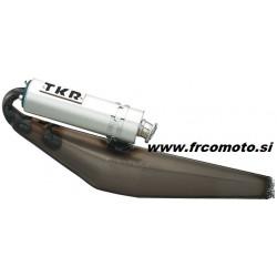 Izpuh Turbo Kit  TKR - Minareli Horizontal - Aprilia SR 50-Rally- Sonic -Beta-Ark-Aerox -