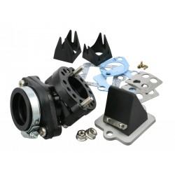 SESALNI SISTEM - Motoforce RACING, vsebuje lamelni ventil, 360° -Piaggio-Gilera