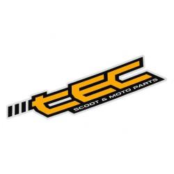 Sticker  TEC 89x25mm