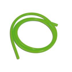 Cev goriva barvna  Neon Zelena 1m