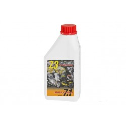 Olje Malossi 7.3 2T Sport Semi Synt, 1 litr