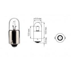 Bulb  6V 2W Ba9s