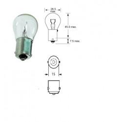 Žarnica 12V 10W Ba15s