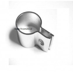 Clip for silencer  MZ TS 125 - 150   Crome