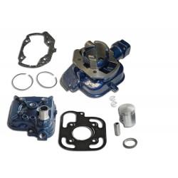 Cilinderkit  R4Racing -C4Race 50cc LC -Peugeot: Ludix Blaster