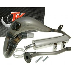 Izpuh Turbo Kit Bufanda R / E-PASS / Gilera GSM, H@k, Surfer Morini engine