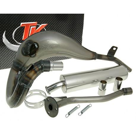 Izpuh Turbo Kit Bufanda R / E-PASS / Gilera GSM, H@k, Surfer Morini engine