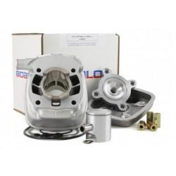 Cilinder kit Bidalot  50cc aluminium Derbi Euro 2 (EBE / EBS)