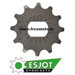 Prednji zobnik ESJOT HQ- CNC - 10 zob - Tomos - Apn / BT / ATX / E90 /SLC