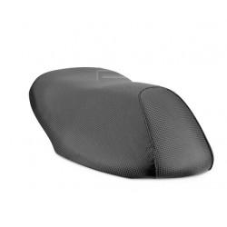 Sedež (črn) Yamaha Aerox / Nitro - TNT - Karbon
