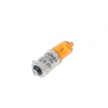Žarnica smernikov - oranžna H6W BAX9s 12V 6W