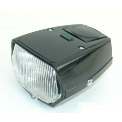 Front Light  Tomos - Puch Maxi  Black