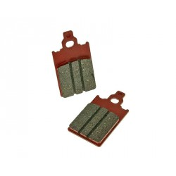 Zavorne ploščice-Vicma- Tomos Revival ,Malaguti F12  ,Piaggio Free 31,6x52,5x5mm