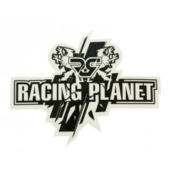 Sticker Racing Planet