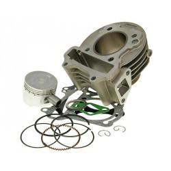 Cilinder kit 101Octane - 72cc -GY6, Kymco 4-stroke, 139QMB/QMA