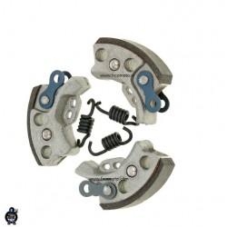 Clutch shoe set  CIF for Piaggio - Vespa mopeds