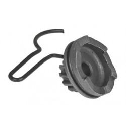 Zobnik z vzmetjo ECO ( nožni zaganjač ) - Yamaha / CPI / Keeway / Aprilia /Beneli /Malaguti