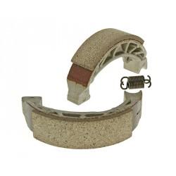 Zavorne čeljusti z vzmetmi - 110 x25mm Gilera /Derbi /Piaggio
