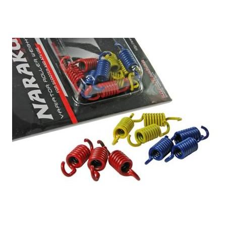 Vzmet  sklopke Minarelli (3 set) Naraku