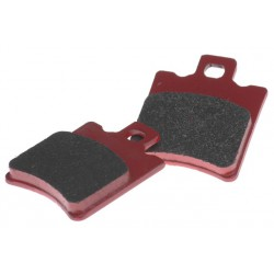 Zavorne ploščice Malossi S10 - : 39.8x51.2x7mm -Aprilia / Benelli / CPI / Honda / Gilera /Yamaha / Italjet / Malaguti