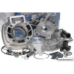 Cilinder kit Polini Aluminium 70cc - 47,4 mm - Gilera / Piaggio LC