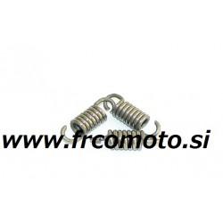Vzmeti sklopke - Polini- 3 kosi - Piaggio Ciao / SI