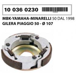 Sklopka RMS - 107 mm original - Piaggio / Gilera / Minarelli,Kymco