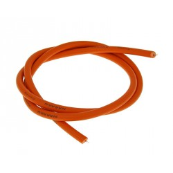 Vžigalni kabel Naraku  orange 1m