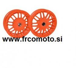 Lita platišča - Piaggio Zip 2000 sport -orange - repsol