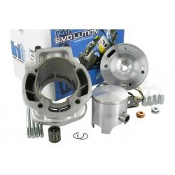 Cilinder kit Polini Big Evolution 84cc - Piaggio / Gilera LC
