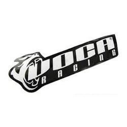 Naljepnica VOCA Racing 11x4cm Crna