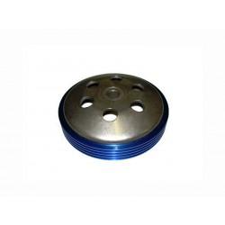 Zvon sklopke - DMP - 107mm - RACE BLUE - Gilera / Piaggio / Peugeot