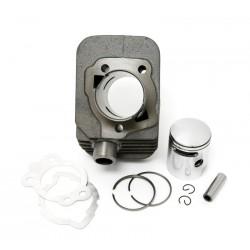Cilinder kit  60cc - DMP - 10 sornik - PiaggioCitta/Ciao/Si