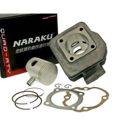 Cilinder kit Naraku 75cc- Kymco, SYM vertical, Honda