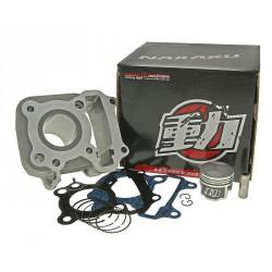 cilinder kit Naraku 50cc SYM 50 4T, Peugeot 50 4T