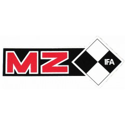 Nalepka MZ - desna